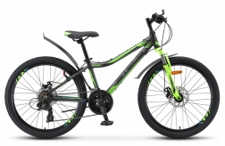 Велосипед Stels Navigator 450 MD 24 V020 Стоимость уточняйте по телефону или в сообщениях !
