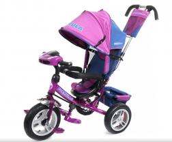 Детский трехколесный велосипед Formula 3