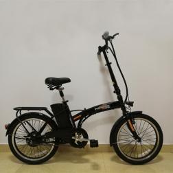Электровелосипед PIONEER Breeze 20″ Black