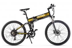 Велогибрид Volteco Intro 500