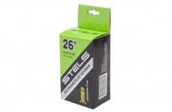 Велокамера STELS/SEYOUN 26″x1.95″/2.125″ автовентиль 48мм, в инд. упаковке