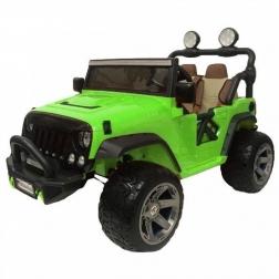 Детский электромобиль A004AA-A (зеленый)
