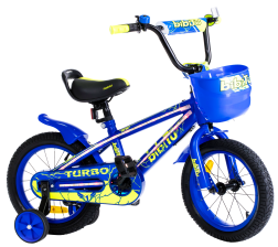 Велосипед BIBITU TURBO 12-20 расцветки в товаре