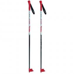 Палки лыжные STC  85-170 см стеклопластик