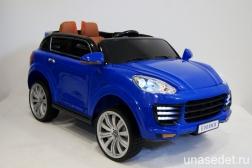 Детский электромобиль E008KX синий