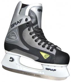 Коньки хоккейные GRAF SUPER 103