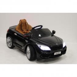 Электромобиль В222ВВ черный