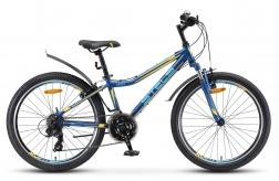 24 Велосипед Stels Navigator 410 V 24 21-sp V010 (2019)