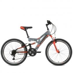 24 Велосипед Stinger Highlander 14