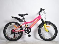 20 Велосипед подростковый Rook MS200W