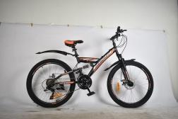 24 Велосипед подростковый Rook TS240D