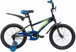 18 Детский велосипед Novatrack LUMEN  ( алюминий)