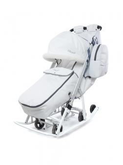 Санки-коляска Picate  Арктик «Белый»