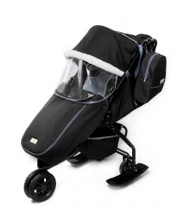 Санки-коляска Picate Active