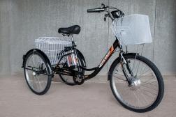 Электровелосипед РВЗ Чемпион ( цвета в ассортименте )