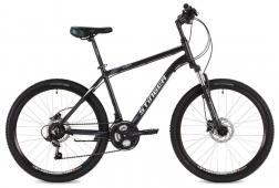 Велосипед Stinger Element HD 26 2018  черный